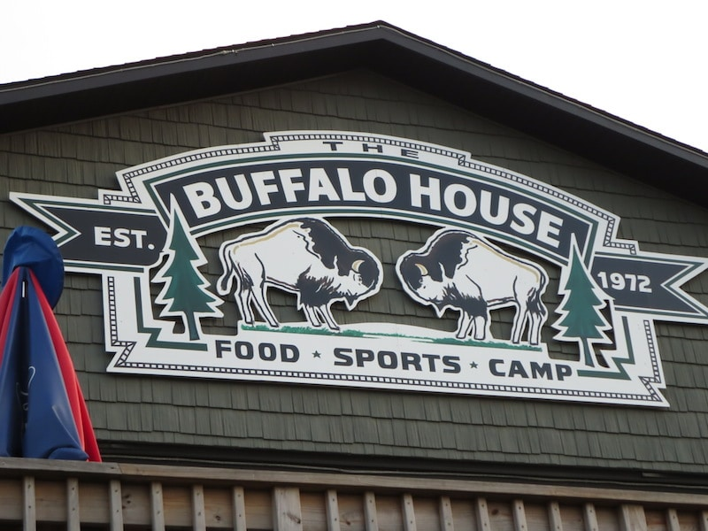 Buffalo House Restaurant