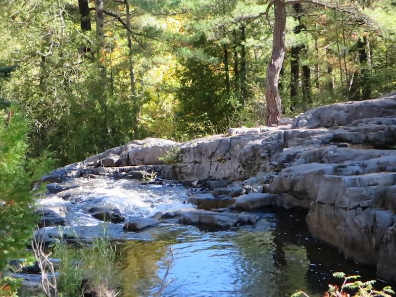 Chester Creek Teich