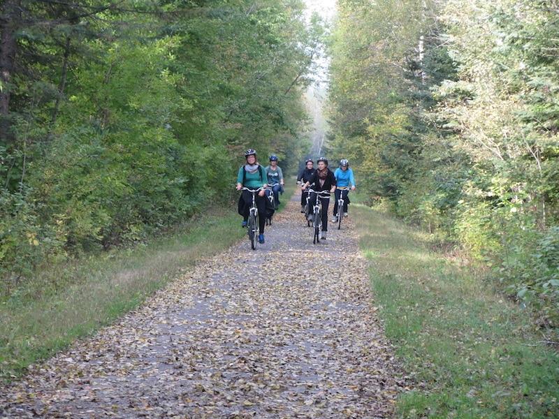Munger Trail Bike Ride