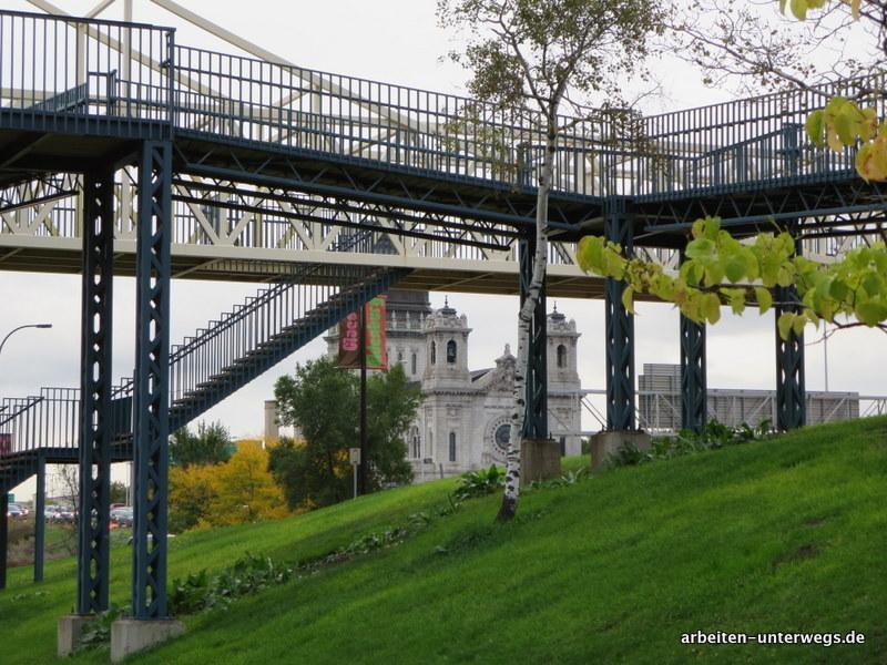 Skulpturenpark Brücke