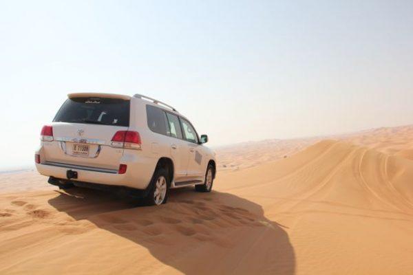 Dubai Wüsten-Safari