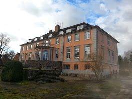 Das Herrenhaus in Lübbenow, Heimat des OMTalk 14