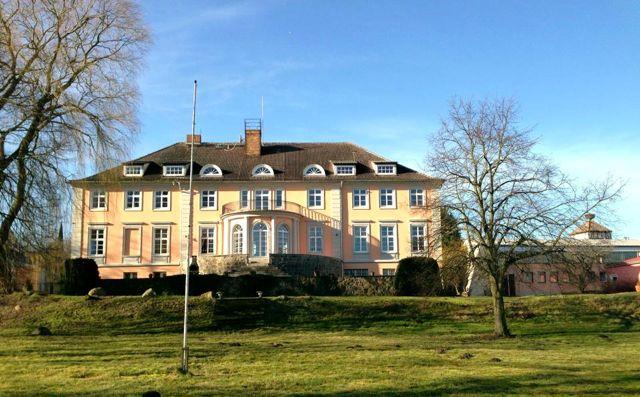 Herrenhaus Lübbenow Rückansicht