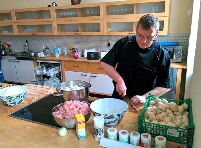 Falk, der beste Koch, den die Uckermark je gesehen hat