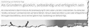 Gastbeitrag über erfolgreiche Gründerinnen bei Deutsche Startups