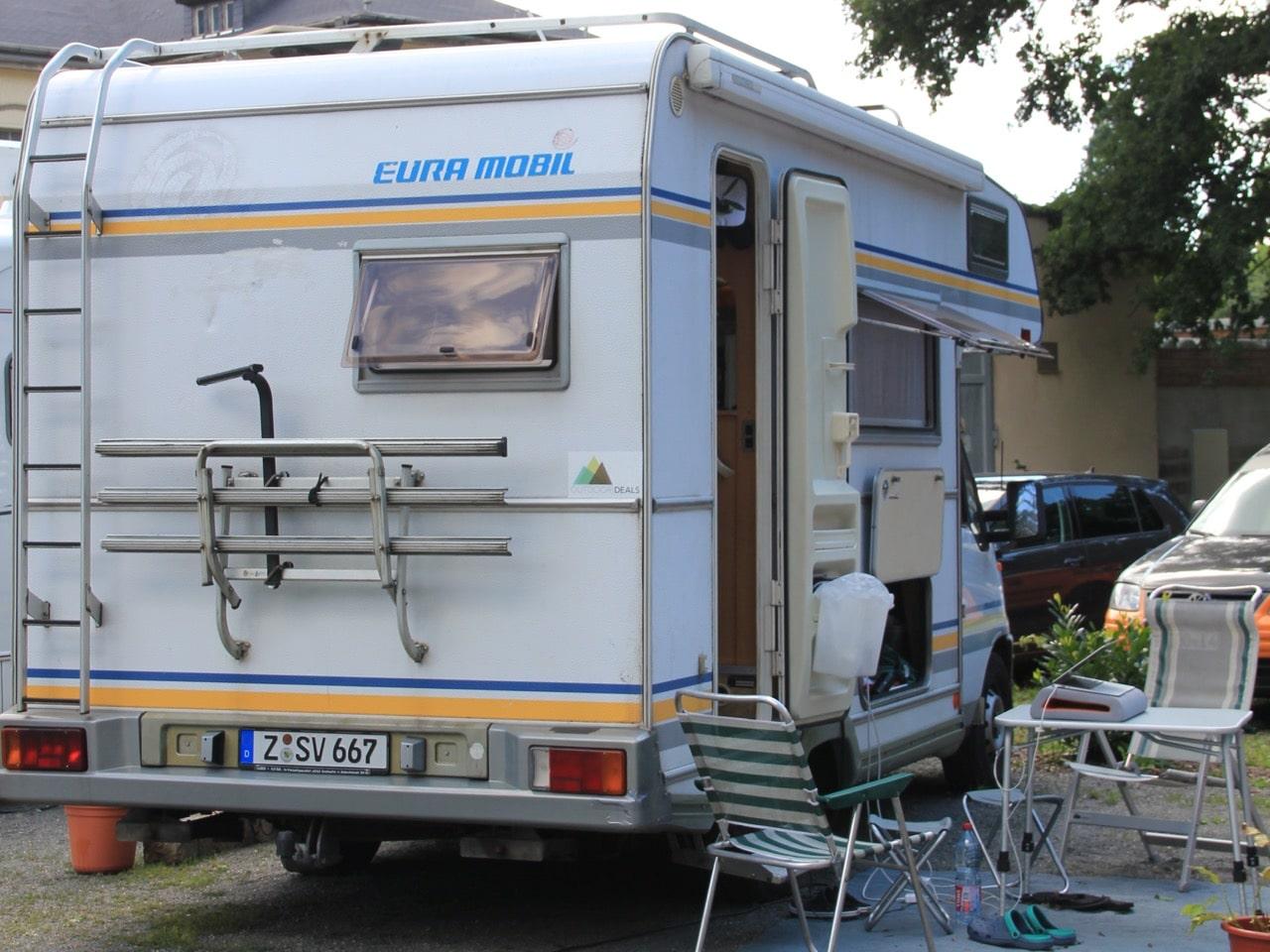 Reisebericht Juli 2015 Leben Und Arbeiten Im Wohnmobil