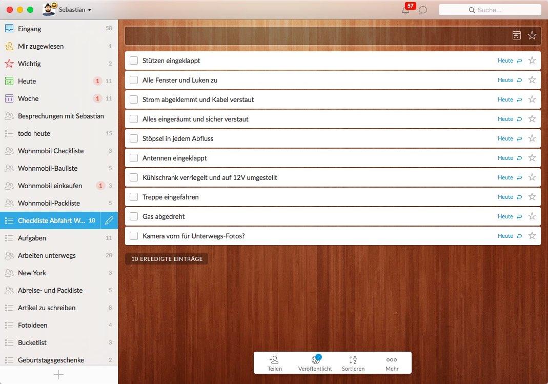 Checkliste Und Packliste F R Dein Wohnmobil Zum Download