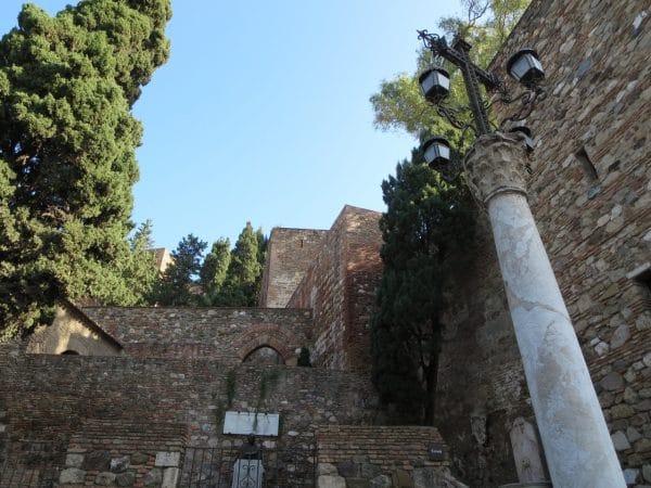 """Die """"kleine Alhambra"""" in Malaga"""