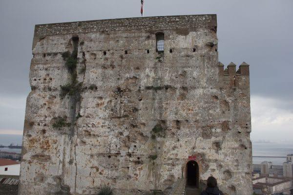 Turm von Moorish Castle