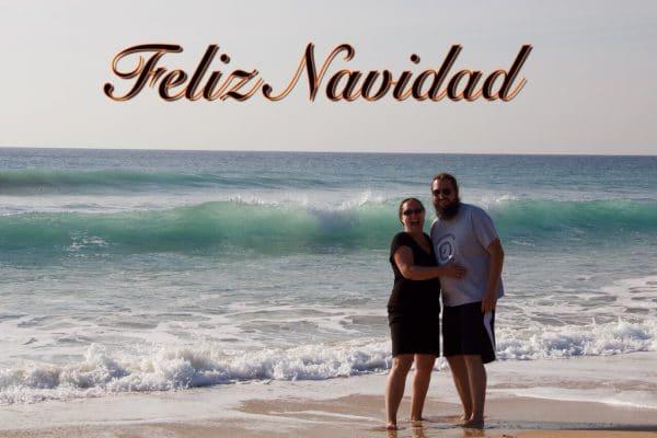 Frohe Weihnachten aus Spanien!