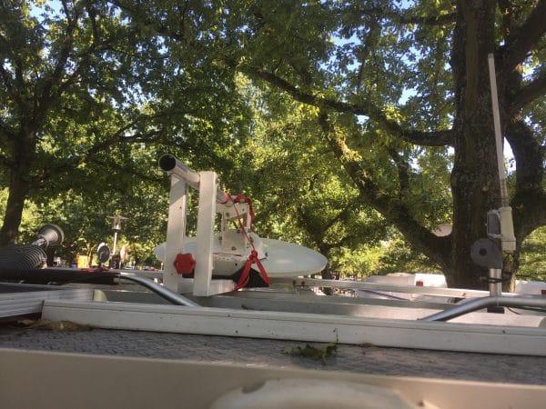 Internet im Wohnmobil: Hier unsere Sat-Internet und WLAN Antennen