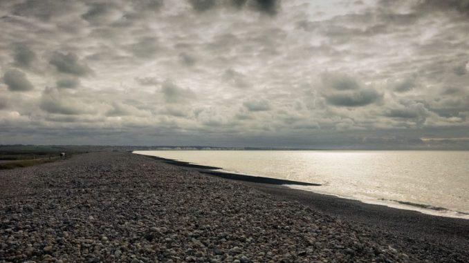 Kanalküste in Frankreich